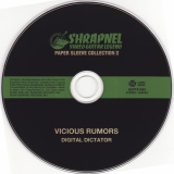 Vicious Rumors - Digital Dictator, Disc.