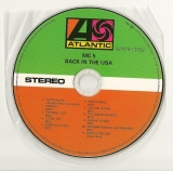 MC5 - Back In The USA, CD