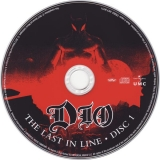 Dio - The Last in Line, CD