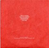 Cougar Mellencamp, John - Scarecrow (+1 bonus track), Front inner sleeve