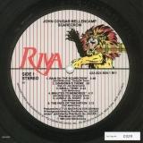 Cougar Mellencamp, John - Scarecrow (+1 bonus track), Serial card number side 1
