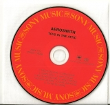Aerosmith - Toys In the Attic, CD