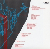 Mike Oldfield - Q.E.2 Deluxe Edition, Inner Sleeve side 2