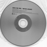 Adams, Bryan - Into The Fire (+3), Cd
