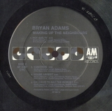 Adams, Bryan - Waking Up The Neighbours (+1), Serial card side 2