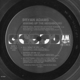 Adams, Bryan - Waking Up The Neighbours (+1), Serial card side 3