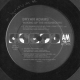 Adams, Bryan - Waking Up The Neighbours (+1), Serial card side 4