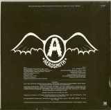 Aerosmith - Get Your Wings, Back