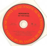 Aerosmith - Get Your Wings, CD