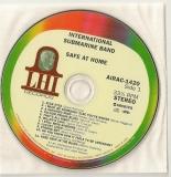 International Submarine Band - Safe At Home, CD
