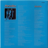 Status Quo - Blue For You +5, Inner sleeve B side