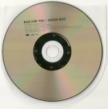 Status Quo - Blue For You +5, CD