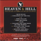 Black Sabbath : Heaven & Hell - Neon Nights - Live At Wacken : Back