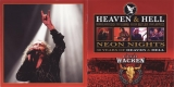 Black Sabbath : Heaven & Hell - Neon Nights - Live At Wacken : Booklet