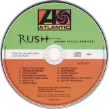 Rush : Vapor Trails : CD