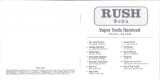 Rush : Vapor Trails : Booklet