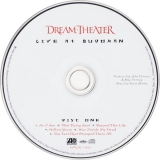 Dream Theater : Live At Budokan : Japanese CD1