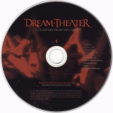 Dream Theater : Live Scenes From New York : CD 1