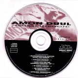 Amon Duul : Psychedelic Underground : CD