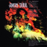 Amon Duul : Psychedelic Underground : Back cover