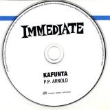 Arnold, P P : Kafunta : CD
