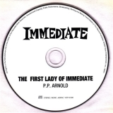 Arnold, P P : First Lady Of Immediate : CD