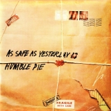 Humble Pie : As Safe As Yesterday Is)(+2 : Front cover wo/Obi