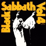 Black Sabbath : Vol.4 : Back cover wo/Obi