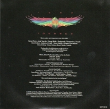 Journey : Departure : Back inner sleeve