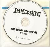 Nice (The) : Ars Longa Vita Brevis)(+2 : CD