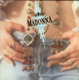 Madonna - Like A Prayer, Front sleeve