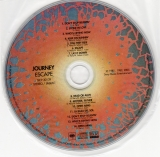 Journey - Escape, Cd