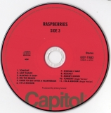 Raspberries - Side 3, Cd