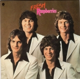 Raspberries - Fresh, Front sleeve