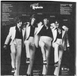 Raspberries - Fresh, Back sleeve