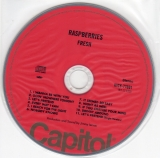 Raspberries : Fresh : Cd