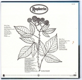 Raspberries - Raspberries, Back sleeve