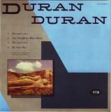 Duran Duran - The Singles 81-85 Boxset, CD7 Sleeve [Back]