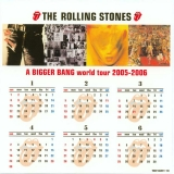 Rolling Stones (The) - Bigger Bang: World Tour 2005-2006 (Box set), Calendar 2006-01 to 2006-07