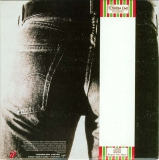 Rolling Stones (The) - Sticky Fingers, Back cover (with obi)