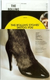 Rolling Stones (The) - Tattoo You, Inner, CD, poster and insert
