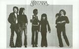 Santana - Abraxas +3, Poster