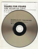 Tears For Fears - The Seeds Of Love +4, CD & lyrics