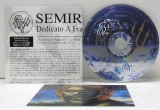 Semiramis - Dedicato a Frazz, Inserts and CD (2006)
