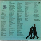 Simon + Garfunkel - Bridge Over Troubled Water, Back cover