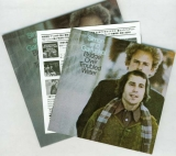 Simon + Garfunkel - Bridge Over Troubled Water, Cover, insert, new booklet