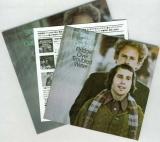 Simon + Garfunkel - Bridge Over Troubled Water, Cover, insert, new booklet