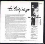 Holiday, Billie - Lady Sings,