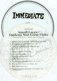 Small Faces - Ogdens' Nut Gone Flake, CD and insert