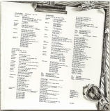 10cc - The Original Soundtrack  (+4), Lyric Sheet (as original) - side 2
